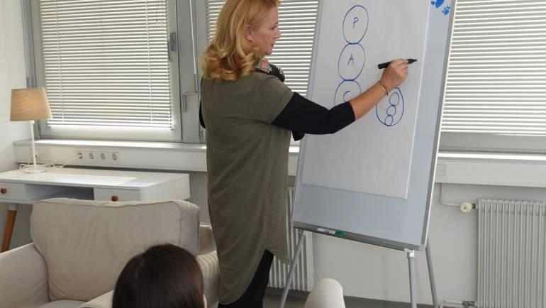 Terapija treme in coaching