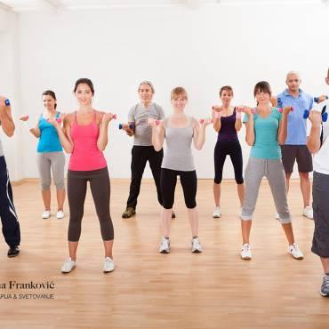 Telesna vadba in duševno zdravje