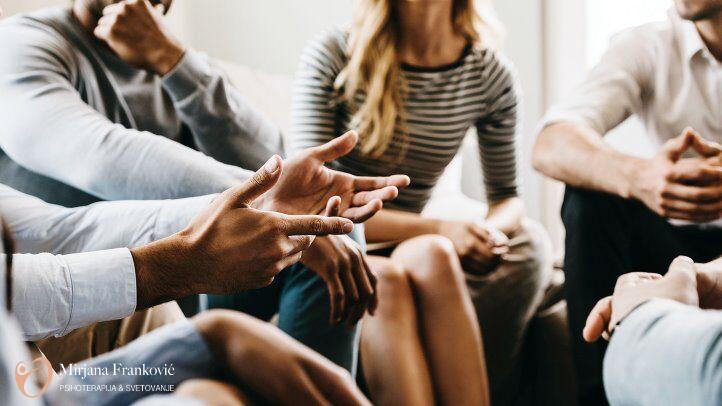 Skupina za komplicirane odnose – ItsComplicated